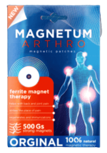 magnetum arthro plastry